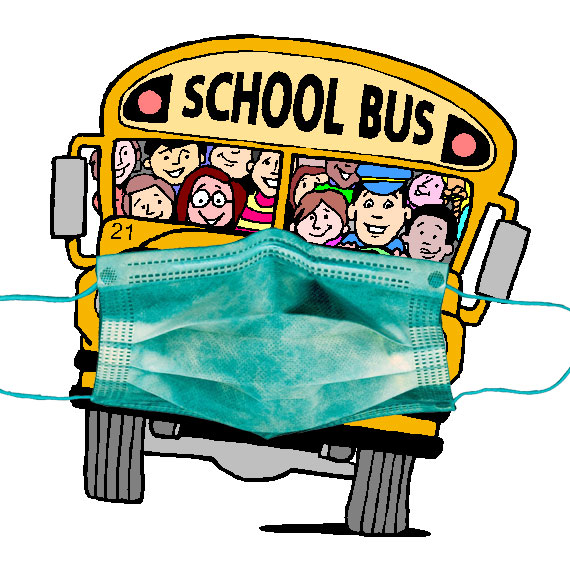 Bus-with-Mask