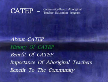 History of CATEP
