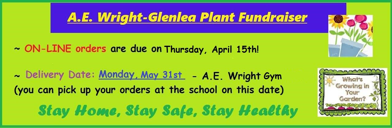 Glenlea Plant Fundraiser - CLICK HERE to order now!