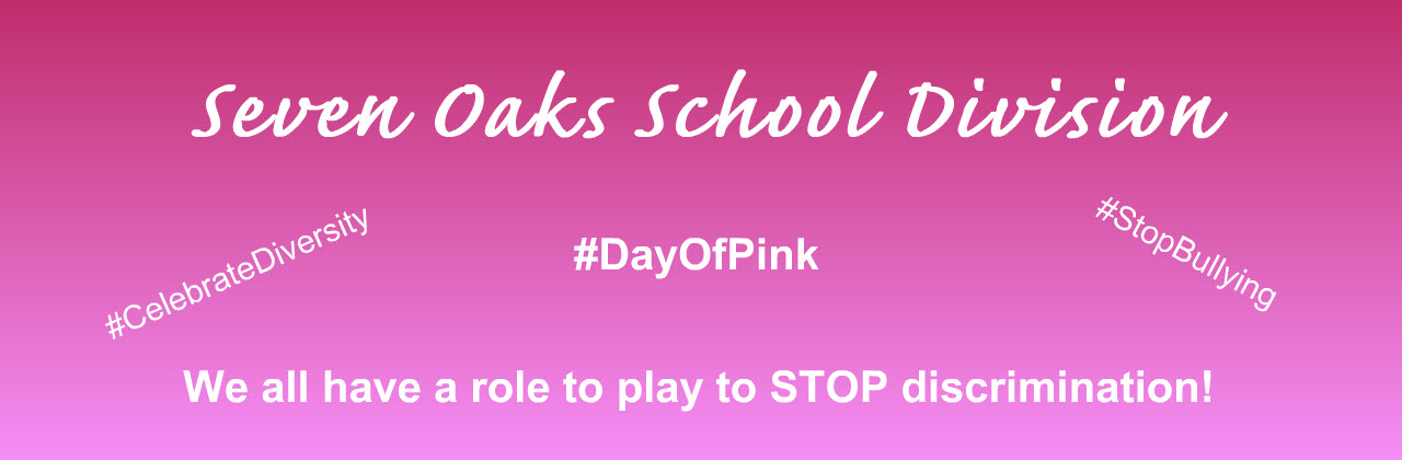 International Day of Pink is April 8, 2020
