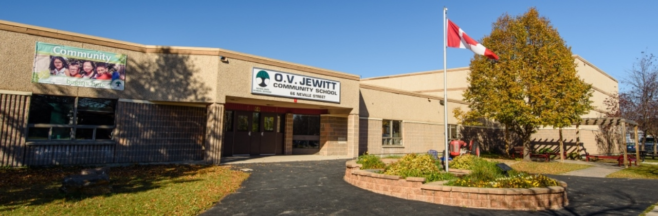 Welcome to O.V. Jewitt