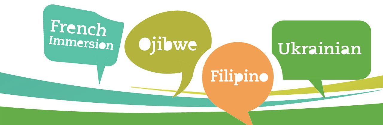 Did  you know that we offer multiple language programs? (click here for more information)