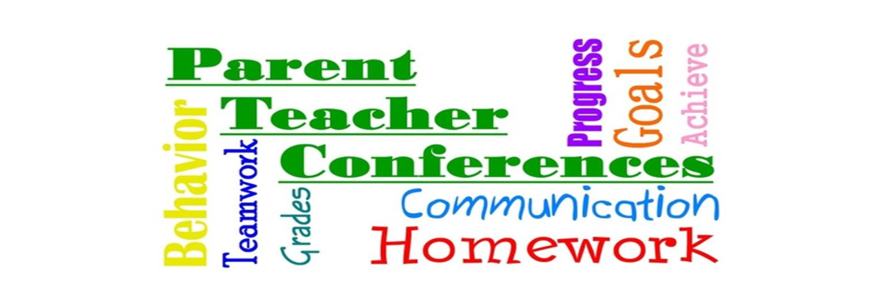 FAMILY TEACHER CONFERENCES APRIL 25TH @ 5 - 8 PM Click here for instructions to book an appointment.